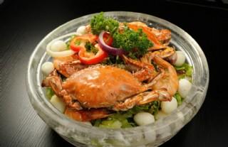 霸王蟹圖片