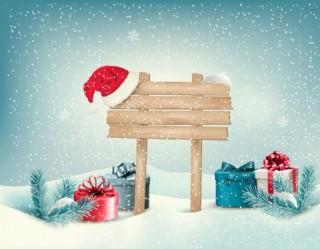 圣誕背景圖片