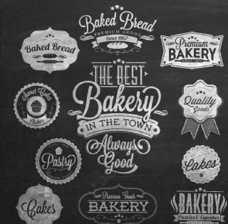 面包標簽圖片