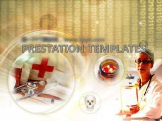 医院医生治疗PPT