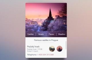 迷你旅行部件信息和圖像