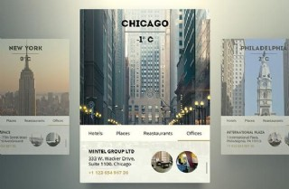 Web UI小工具集城市公寓