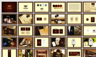 VI視覺識別設計圖片