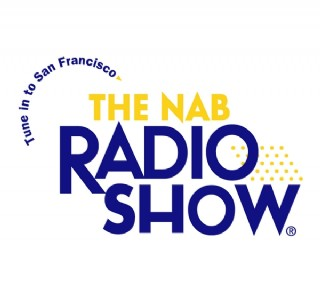 The NAB Radio Show logo设计欣赏 The NAB Radio Show下载标志设计欣赏